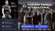 2020-09-06 14:00 (ENG) Harvest Family International with Mattheus van der Steen and Hope alive Music