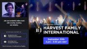 2020-09-20 | Harvest Family International with Arleen Westerhof with Julian Goedhart worship